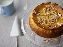 Cheesecake alle mandorle e miele